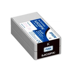 Cartucho tinta negro EPSON TM C3500