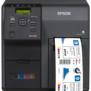 Impresora EPSON COLORWORKS CW C7500