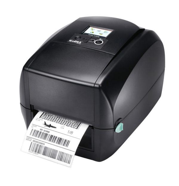 Impresora de sobremesa con display GODEX RT700i RT730i