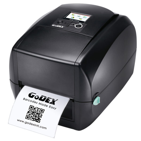 Impresora de sobremesa con display GODEX RT700iW RT730iW