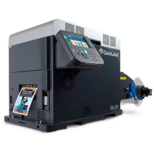 Impresora laser QUICKLABEL QL-300