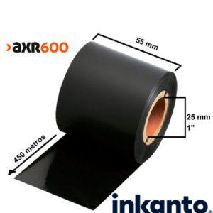 Ribbon Resina Near Edge AXR600 55x450
