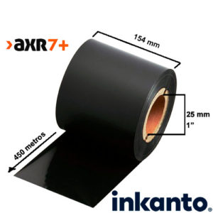 Ribbon Resina Premium AXR7+ 154x450