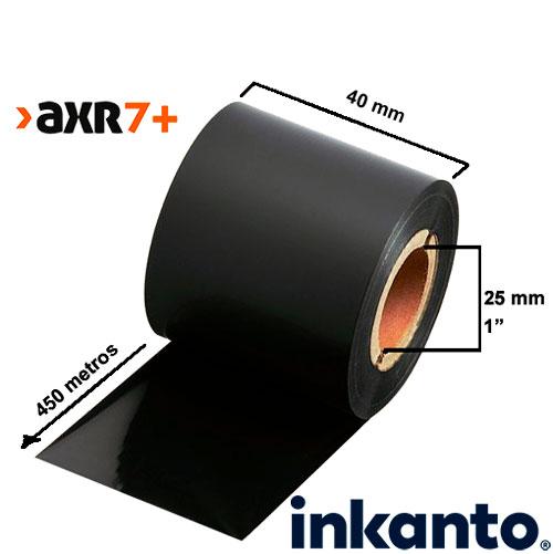 Ribbon Resina Premium AXR7+ 40x450