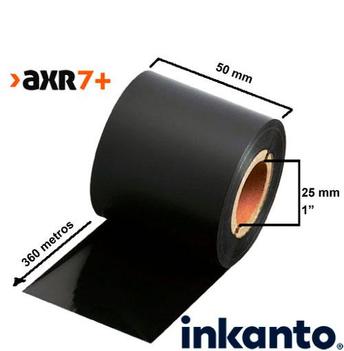 Ribbon Resina Premium AXR7+ 50x360