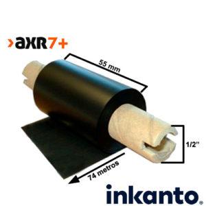 Ribbon Resina Premium AXR7+ 55x74