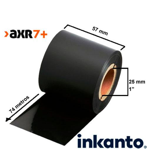Ribbon Resina Premium AXR7+ 57x74