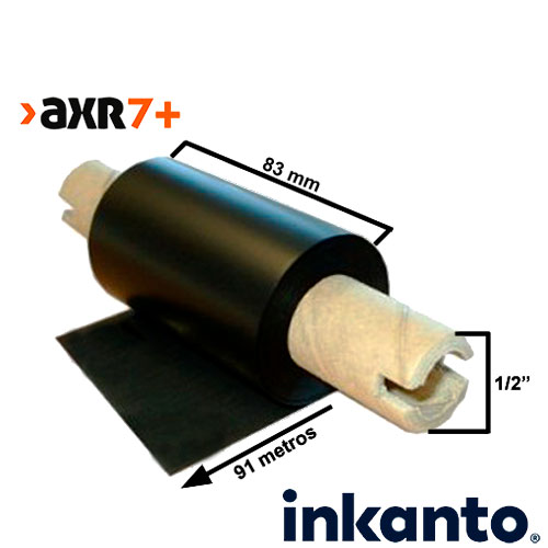 Ribbon Resina Premium AXR7+ 65x91