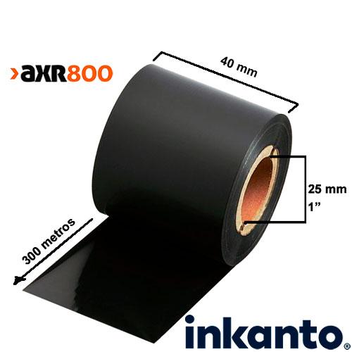 Ribbon Resina Near Edge AXR800 40x300