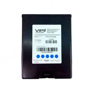 Cartucho de tinta Cyan para impresora VIPCOLOR VP700