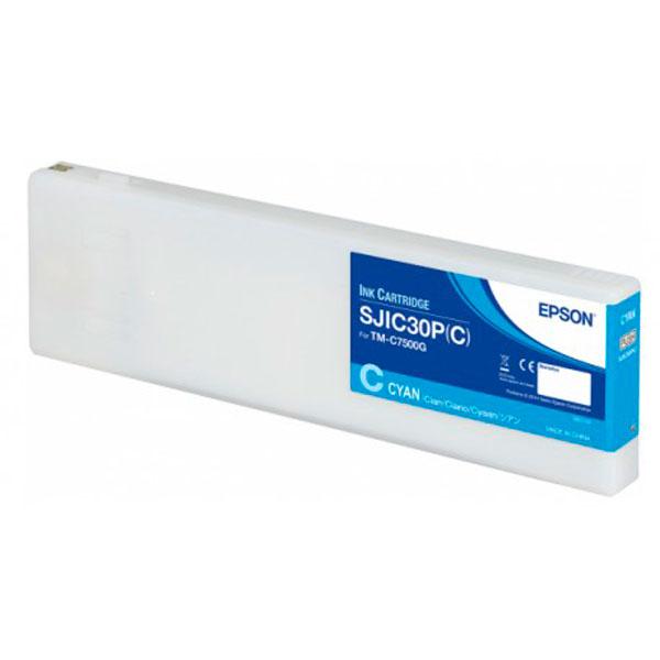 Cartucho de tinta Cyan para impresoras EPSON C7500G
