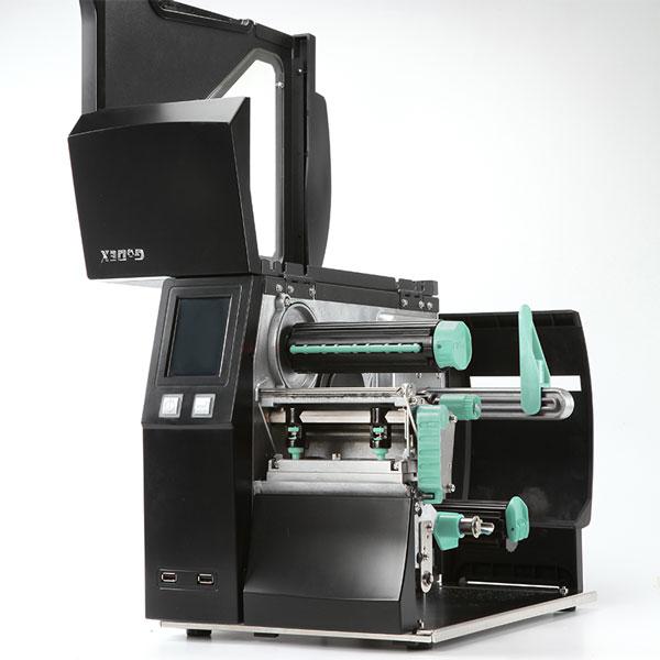 Impresora industrial de 4 pulgadas GODEX ZX1200i ZX1300i ZX1600i