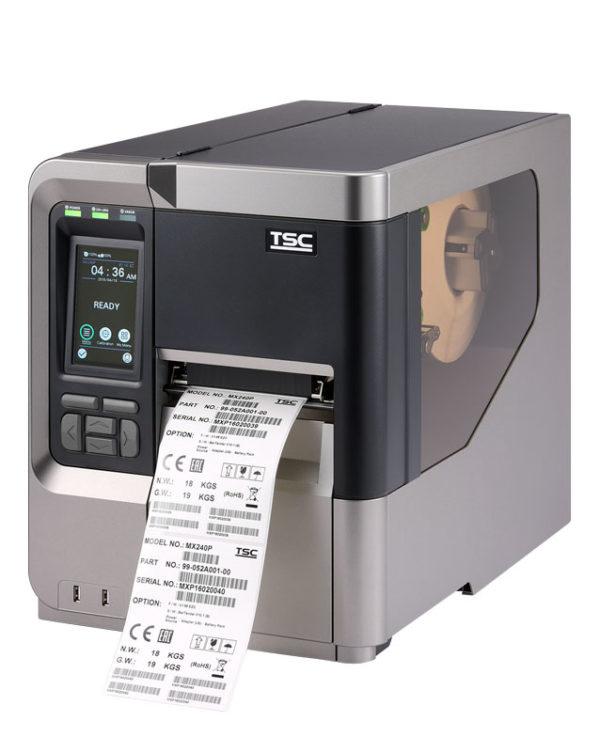 Impresora industrial de 4 pulgadas TSC MX240P MX340P MX640P