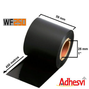 Ribbon Cera Premium WF250 59x450