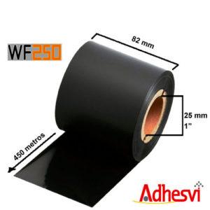 Ribbon Cera Premium WF250 82x450