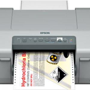 Impresora EPSON COLORWORKS C831