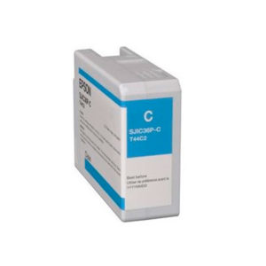 Cartucho de tinta cyan EPSON C6500 C6000
