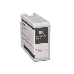 Cartucho de tinta negro EPSON C6500 C6000