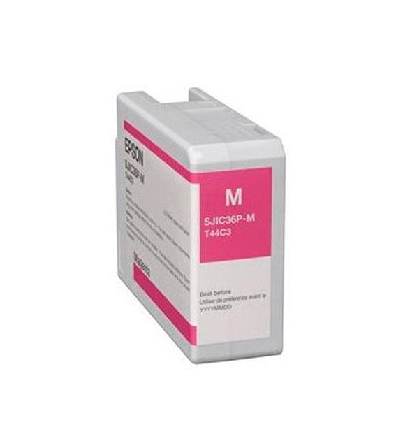 Cartucho de tinta magenta EPSON C6500 C6000