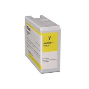Cartucho de tinta amarillo EPSON C6500 C6000